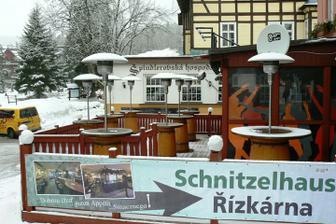 Svatební cesta - lyžování ve Špindlu:)
