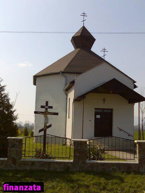 K & M - náš kostolík, teda chrám