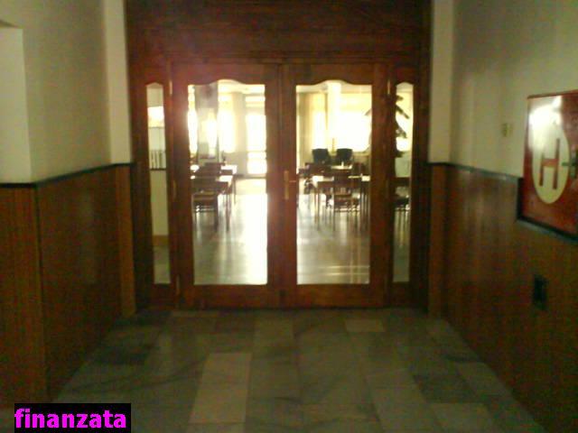 K & M - toto je vstup ho sály kde bude hostina