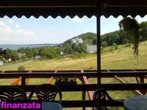 výhľad z terasy II.