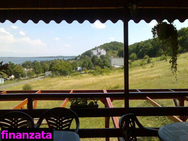K & M - výhľad z terasy II.