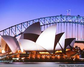 Svadobna cesta (rezervovana 17 Jan -Sydney a potom....
