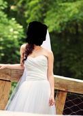 Svatební šaty pro menší nevěsty , 36