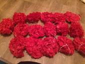 Červené pompomy,