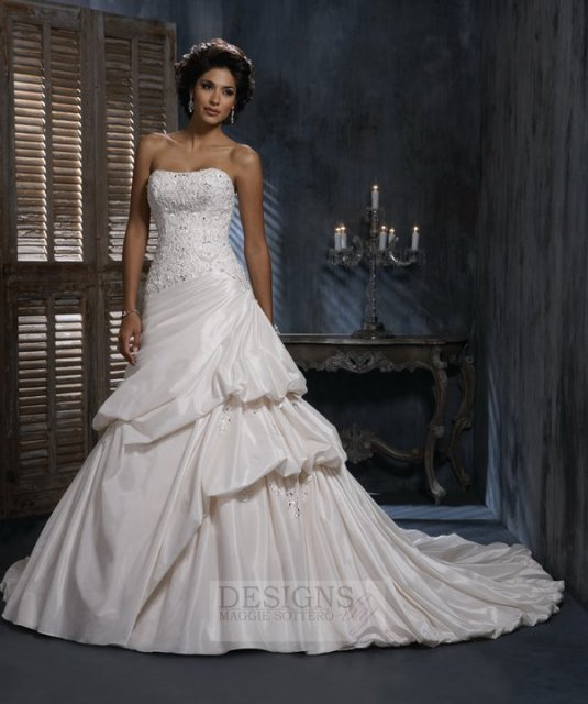 DESIGNS by MAGGIE SOTTERO - Tiffany