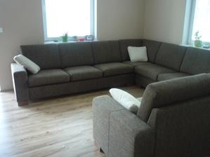 naša nová gaučovka :)