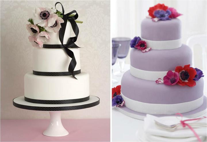 Svatební dort - Obrázek č. 5