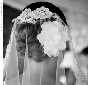 Zavoje, fascinatory, sperky a doplnky k svadobnym satam - Obrázok č. 7