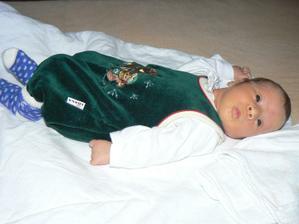 26.5.2011 se nám narodil Vojtíšek.