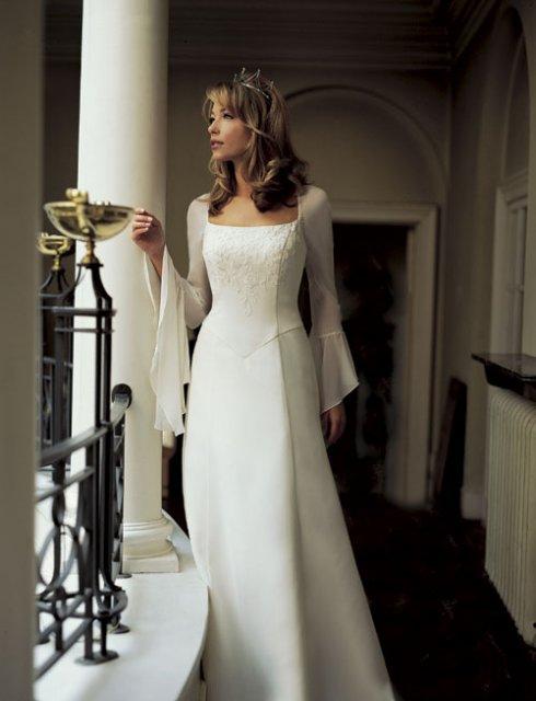 Pripravy svadby - helen - Budu so sirsou spodnicou