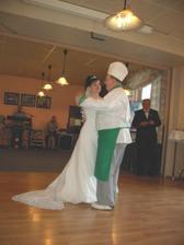 Taneček s panem kuchařem :o)