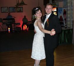 A pak už se jen tančilo a tančilo...až do noci...