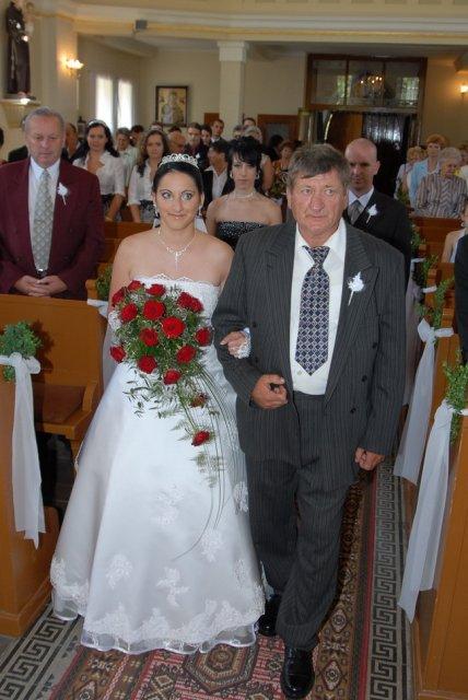 Dadka Csalová{{_AND_}}Viktor Csóri - Otec ma vedie k oltáru