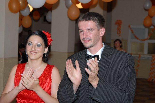 Dadka Csalová{{_AND_}}Viktor Csóri - Táto svadba stála za potlesk, aj za slzy dojatia!