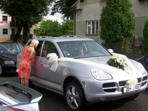 mé autíčko