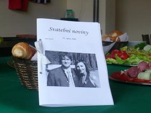 svatební noviny - velký úspěch!