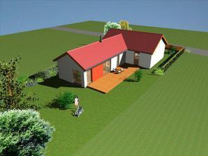 Takhle nějak by měl náš domeček vypadat.
