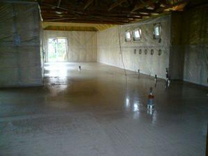 Zalité podlahy