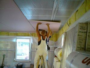 A dělají se stropy