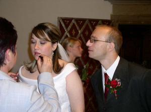 Poslední úpravy - budoucí manžel by chtěl taky :o)