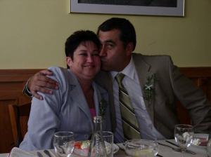 Mamka s taťkou. :o)