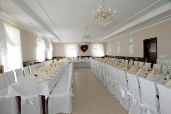 Svadobná miestnosť - Premiéra novej reštaurácie