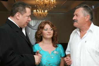 Justin, Janka a nevestin otec