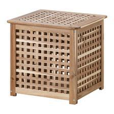 Odkládací stolek HOL s úložným prostorem