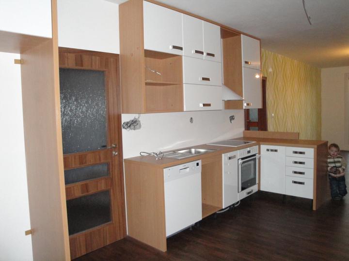 Náš byt - původní stav a postupná proměna - Obrázek č. 50