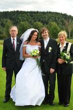 ..my a manželovi rodiče..