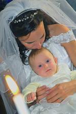 já a naše sluníčko Terezka :-)