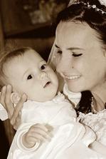 já a naše druhé sluníčko Lucinka :-)