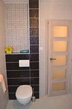 Synova kúpelňa - ešte chýbajú doplnky,svietidlá a zrkadlo