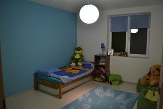Malého izba aj po 5 -tich mesiacoch nedokončená....