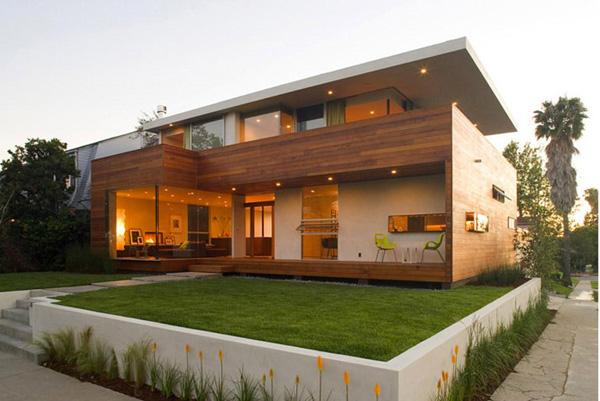 Dom v Kalifornskom štýle - Obrázok č. 1