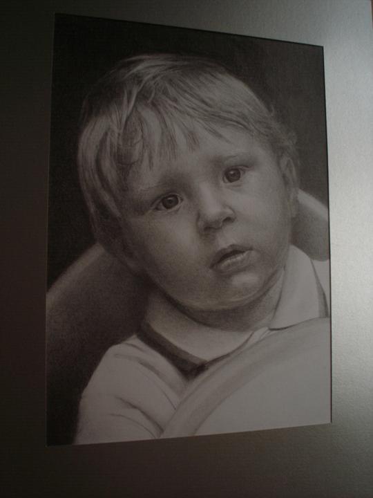 Portréty z fotiek - Obrázok č. 15
