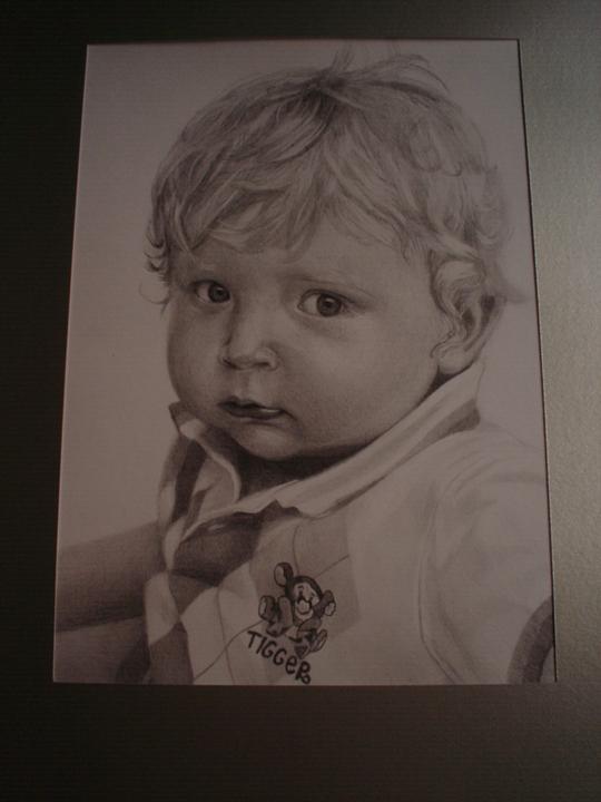 Portréty z fotiek - Obrázok č. 16