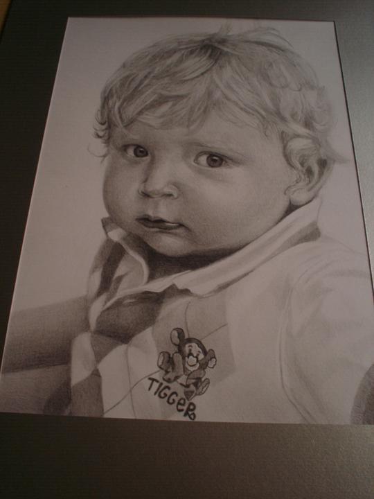 Portréty z fotiek - Obrázok č. 17