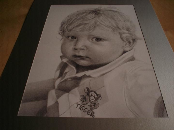 Portréty z fotiek - Obrázok č. 19