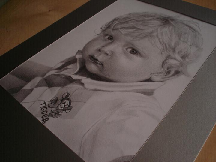 Portréty z fotiek - Obrázok č. 18