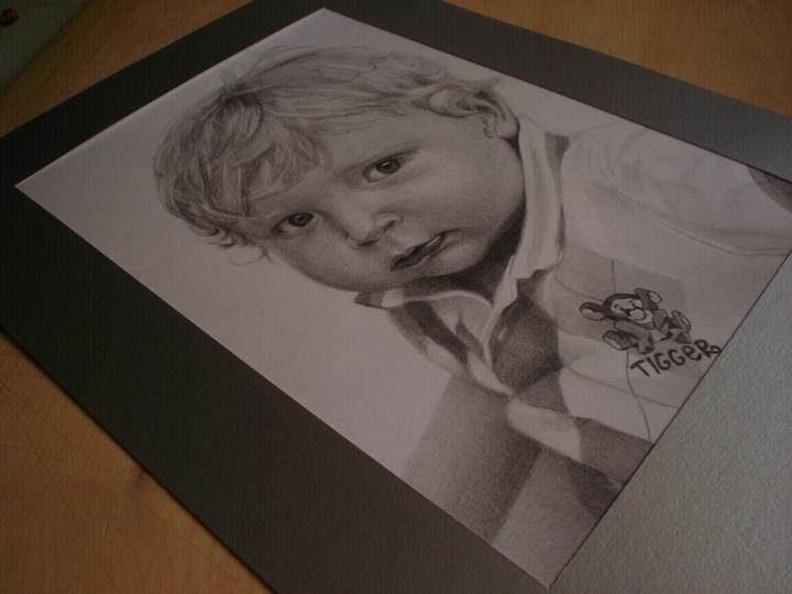 Portréty z fotiek - Obrázok č. 20