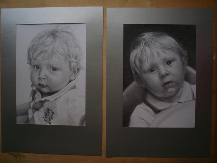 Portréty z fotiek - Obrázok č. 13