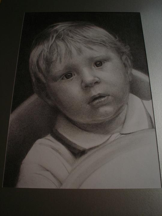Portréty z fotiek - Obrázok č. 14