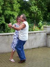 tanec s tchánem