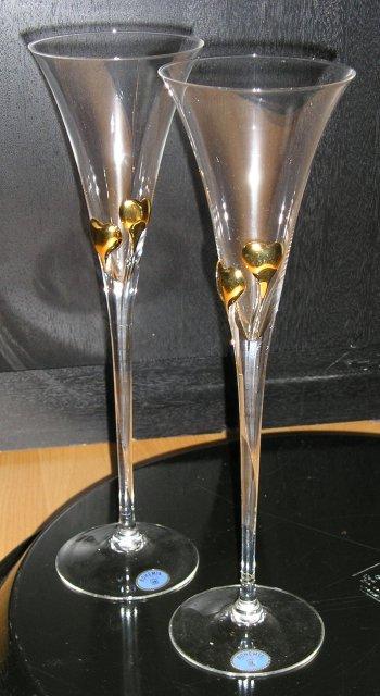 """Čo už máme na náš deň """"D"""" ... - Naše svadobné poháre, ..."""