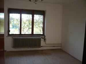 izby tiež upratane