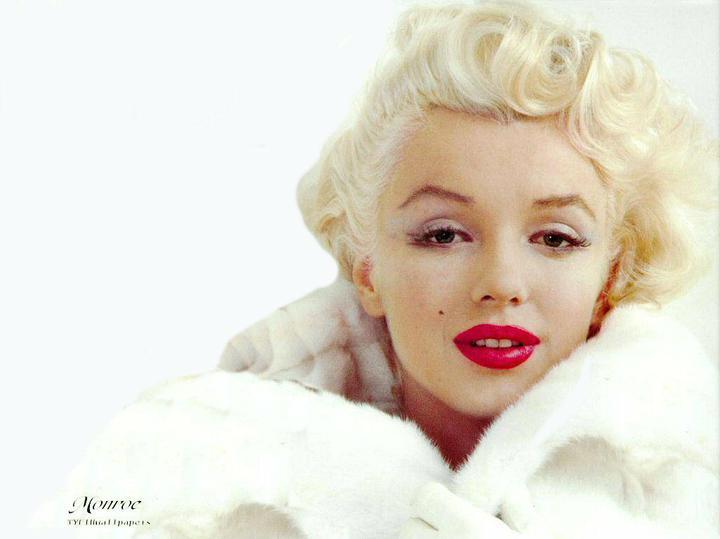 50' roky - Marylin Monroe