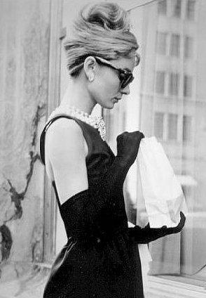 50' roky - Audrey Hepburn