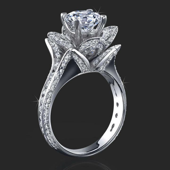 Prstienky - Secret Diamond