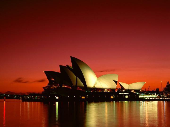 Medové týždne - Sydney